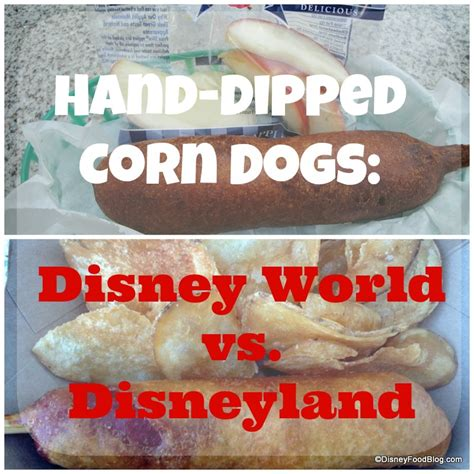 disneyland corn review fare food truck brings dipped corn dogs to downtown disney the