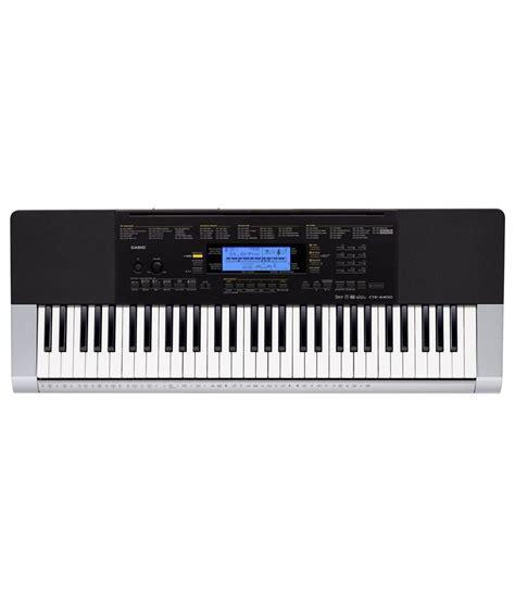 Keyboard Casio 6 Oktaf casio ctk 4400 standard keyboard 61 piano style