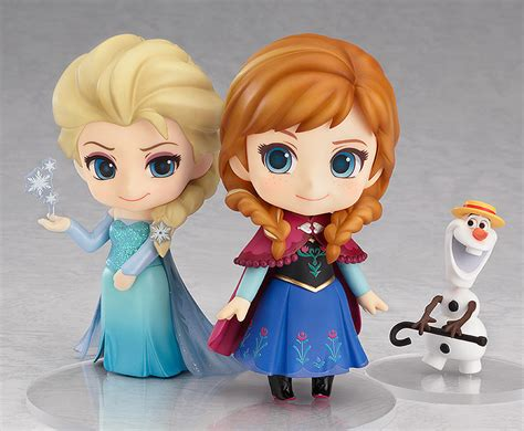 Nendroid Elsa And Frozen 475 550 Smile Company Kws image gallery nendoroid elsa