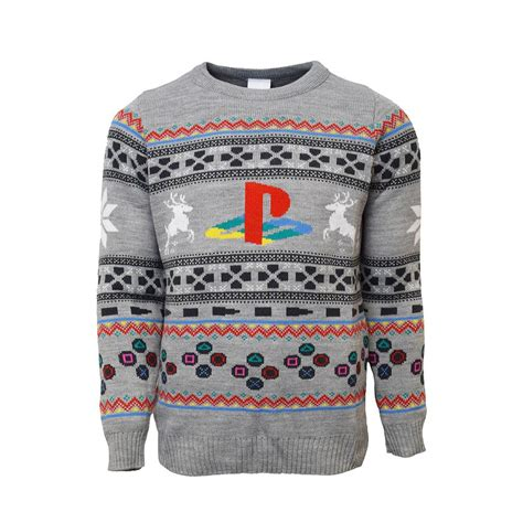 Hoodie Jumper Slank 1 official playstation console jumper sweater free uk delivery yellow bulldog