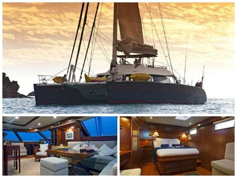 catamaran yacht industrie top 10 stylish luxury catamarans available for your winter