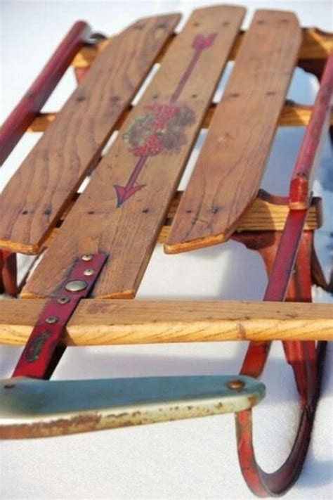 17 best images about vintage sleds on antiques