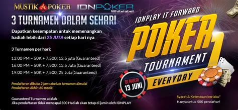 turnamen poker harian berhadiah jt setiap harinya httpmustikapokerinfoturnamen poker