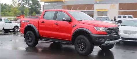 2020 Ford Ranger by 2020 Ford Ranger Raptor Spied Testing In Detroit Should