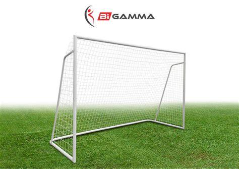dimensioni porta di calcio porta da calcio regolamentare a tubi maggiorati da 50 mm