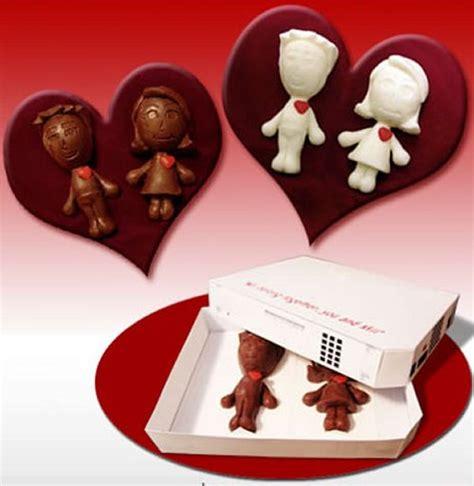 Wii Belong Together Chocolate Miis For Valentines Day by Nintendo Wii Mii Chocolate Valentines Slipperybrick