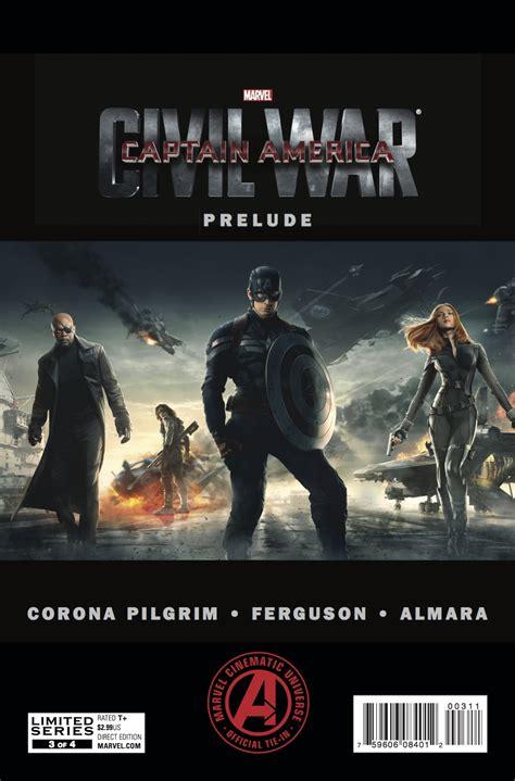 Kaos Captain America Civil War Capt 13 exclusive preview captain america civil war prelude 3 13th dimension comics creators