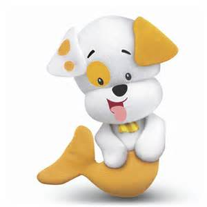 ubble guppies guppies 3 quot on the go puppy plush