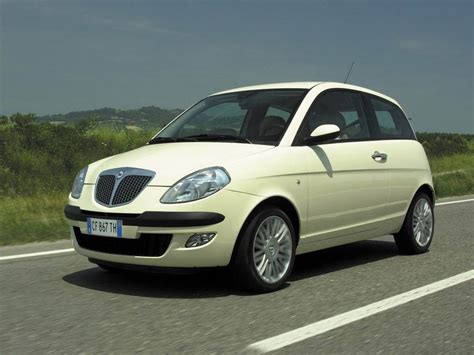 lancia ypsilon 2006 lancia ypsilon review top speed