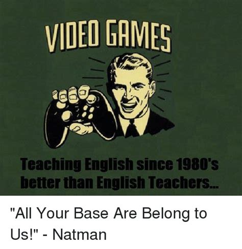 All Your Base Are Belong To Us Meme - 25 best memes about all your base are belong to us all