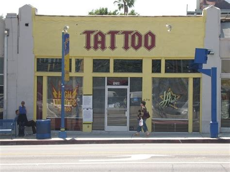 la ink tattoo shop the la ink shop photo