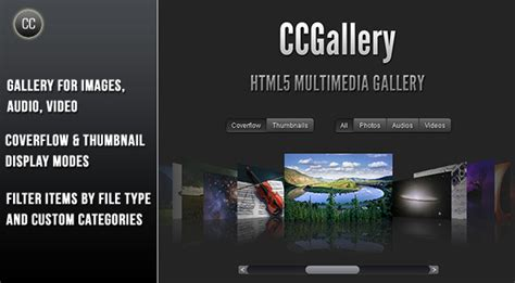 html5 photo gallery template free html5 image gallery template