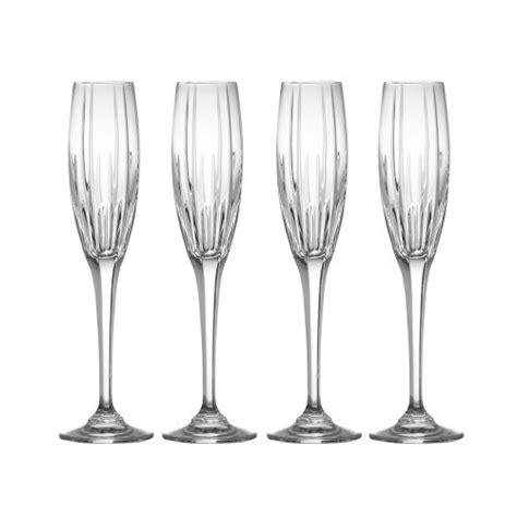 mikasa arctic lights crystal wine glasses set of 4 ebay mikasa arctic lights crystal chagne flutes set of 4