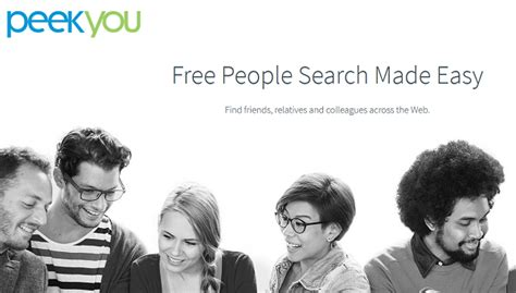 Peekyou Free Search Peekyou Can Find Someone On The