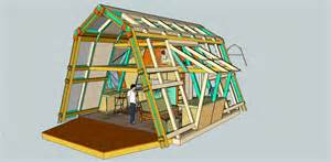 Gambrel Roof Barn Kits You And Your Wacky Sketch Up Projects That Don T Go