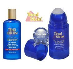 Hair Razor Detox Ingredients by Tend Skin The Skin Care Solution For Unsightly Razor Bumps