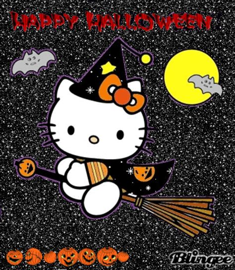 imagenes kitty halloween halloween hello kitty fotograf 237 a 98846319 blingee com