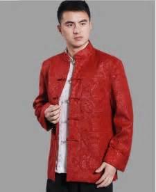 Suit men shirts ancient chinese garment fashion design tang dress