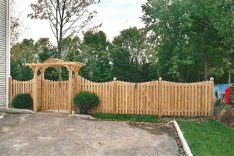 decorative privacy fences minimalist and elegant decorative fencing the latest