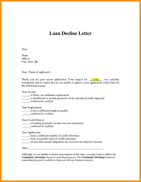Refusal Letter Of Credit invoice rejection letter credit invoice rejection