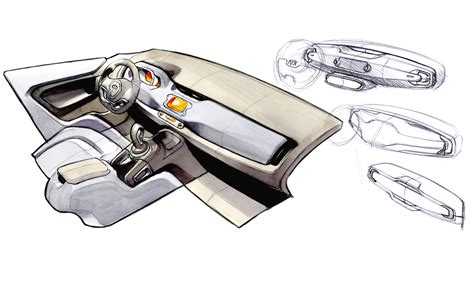 interior car design interior automotive sketch with details search