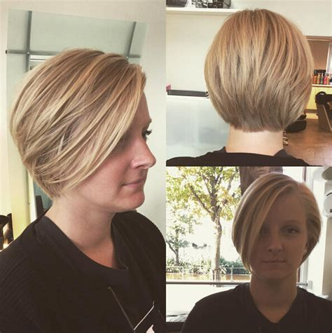 stacked bob hairstyle capellistyle