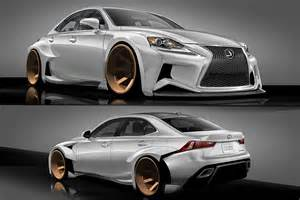 2014 lexus is f sport deviantart concept designs
