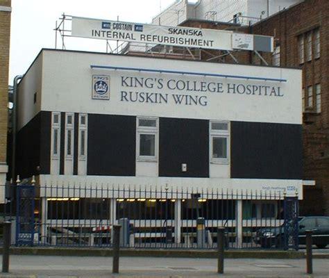king s kings college hosiptal ruskin king s college hospital