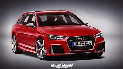 Audi Rs4 B9 by Audi Rs4 B9 Render Audi