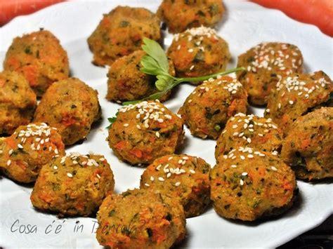 ricette cucina dietetica polpette vegetariane light di cavolfiore ricetta dietetica