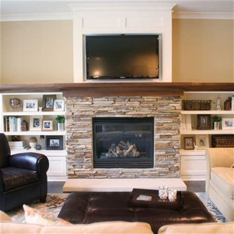 Tv Height Fireplace by 46 Best Images About Fireplace Built In On New