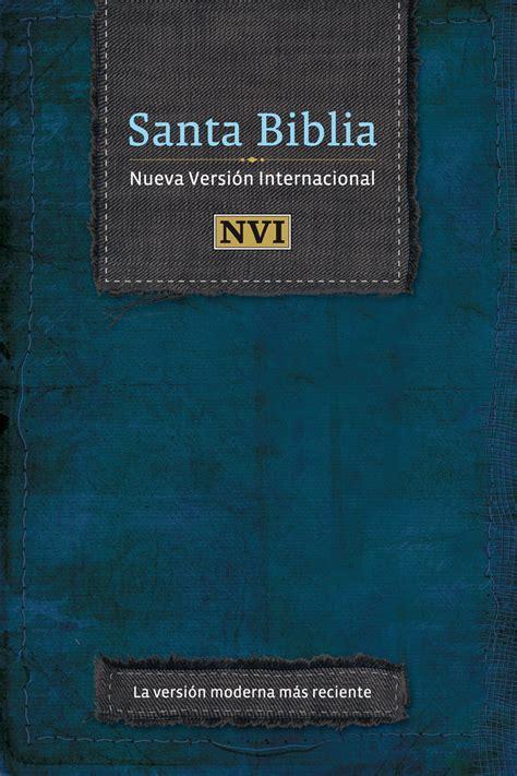 libro santa biblia nvi la nueva versi 243 n internacional 191 una versi 243 n diab 243 lica blog de la biblia