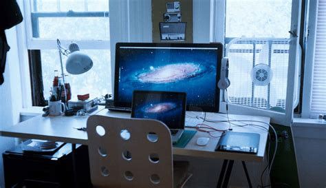mac setups macbook pro apple cinema display mac setups designer irving briscoe resexcellence