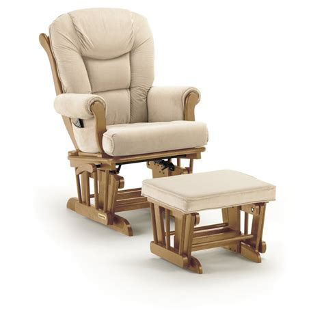 Rocking Chair Glider Nursery Nursery Rocker Glider Thenurseries