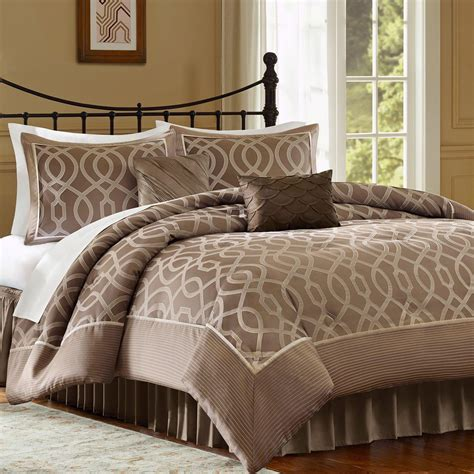 jaclyn smith bedroom furniture jaclyn smith 4 piece ogee comforter set 59 99 kmart and