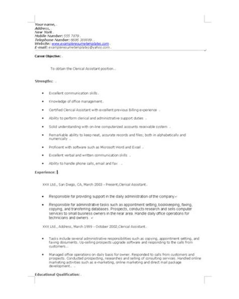 cover letter billing no experience cover letter exles for billing with no