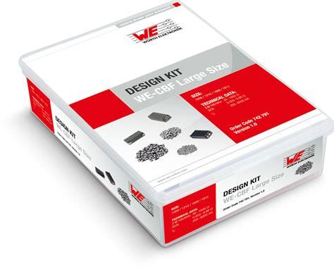 Design Kits Online | smd ferrite gro 223 e gr 246 223 en we cbf design kits f 252 r emc