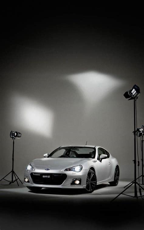car wallpaper hd portrait subaru brz vehicle car simple background spotlights