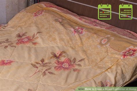 how to spot clean a down comforter how to clean a down comforter at home 12 steps with