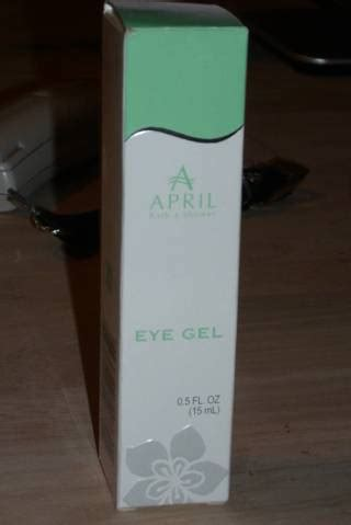 april bath and shower free april bath shower eye gel other health items listia auctions for free stuff