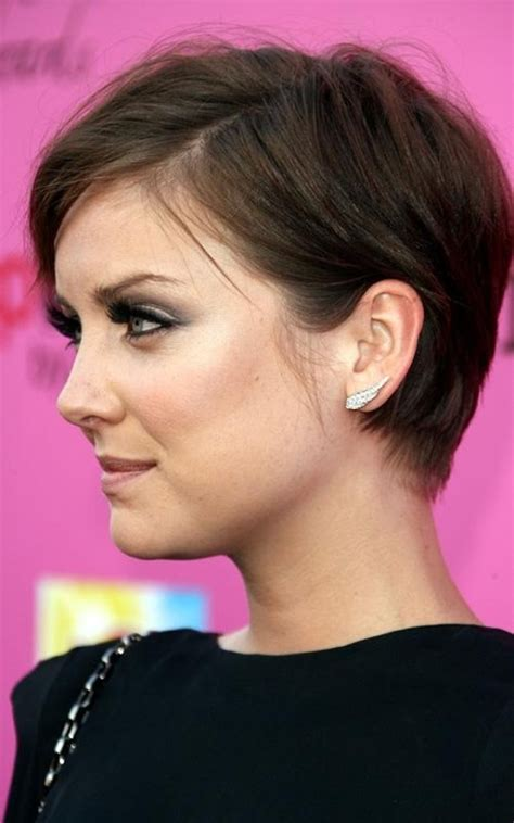medium hairstyles that can be worn behind the ear 50 best images about ear tuck hairstyles on pinterest