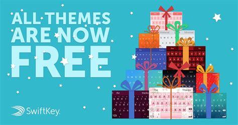 swiftkey themes store swiftkey makes all of its premium keyboard themes free