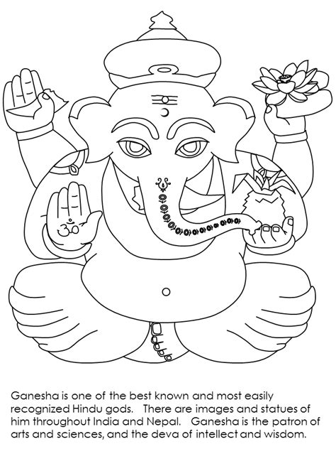 india coloring pages coloring home