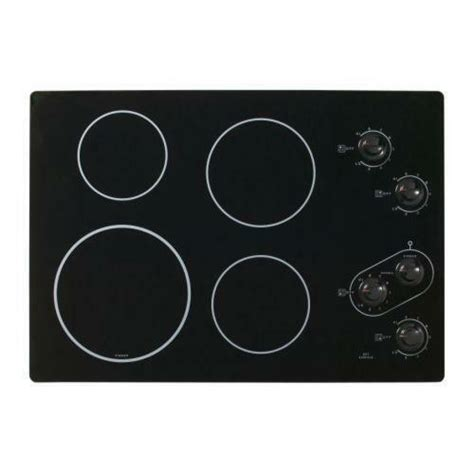 glass cooktop kenmore glass cooktop parts accessories ebay