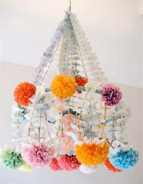 kronleuchter papier paper chandeliers decor8
