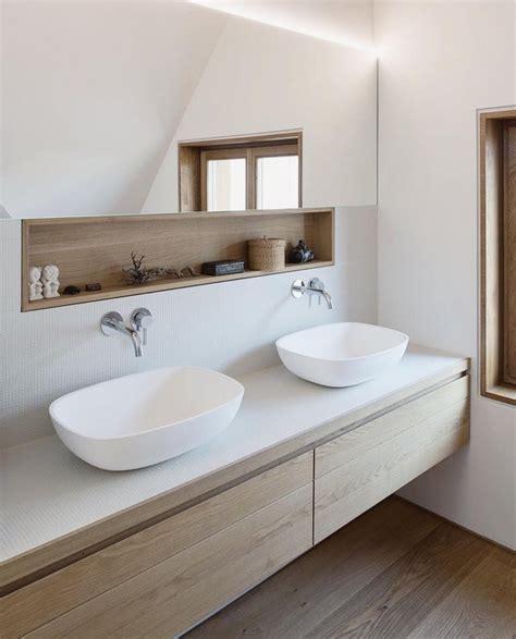 Japan Badezimmer by Timber Infused Japanese Bathroom Via Adesignersmind