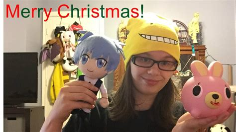 my anime christmas gifts youtube