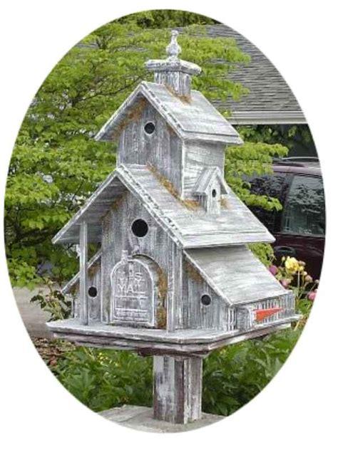 Multifamily House Birdbox Mailhouse Eugene Oregon Unique Bird Houses On