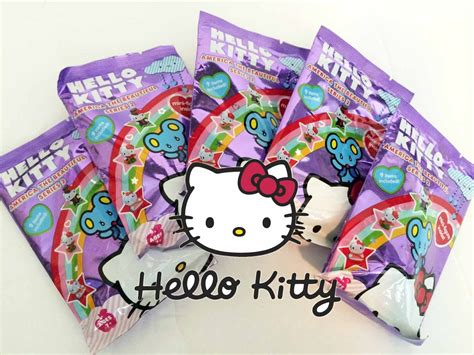 Blind Bag Videos Hello Kitty Blind Bags Opening Series 2 Youtube