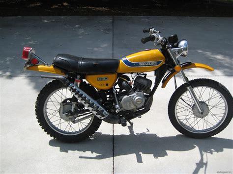Suzuki Ts 100 Bikepics 1972 Suzuki Ts 100